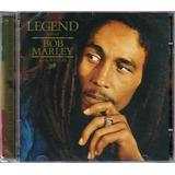 bob marley-bob marley Bob Marley Cd Legend Novo Lacrado E Original C Faixa Bonus