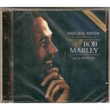 bob marley-bob marley Cd Bob Marley E The Wailers Natural Mystic Legend 2