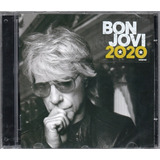 bon jovi-bon jovi Bon Jovi Cd 2020 Novo Original Lacrado