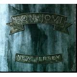 bon jovi-bon jovi Cd Bon Jovi New Jersey Ed De Luxe Digipack Duplo Lacrado