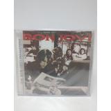 bon jovi-bon jovi Cd Bon Jovi The Best Of Crossroad Original E Lacrado