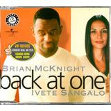 brian mcknight-brian mcknight Ivete Sangalo E Brian Mcknight Cd Single Promo Back At One