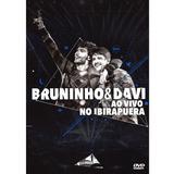 bruninho e davi-bruninho e davi Dvd Bruninho Davi No Ibirapuera ao Vivo