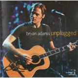 bryan adams-bryan adams Cd Bryan Adams Unplugged Mtv