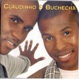 buchecha-buchecha Cd Claudinho Buchecha A Forma