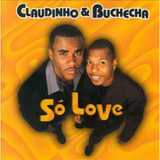 buchecha-buchecha Cd Claudinho E Buchecha So Love