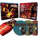bush-bush Bush Live In Tampa Digipack Blu Ray Dvd Cd Lacrado