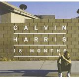 calvin harris-calvin harris Cd Calvin Harris 18 Months Lacrado