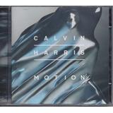 calvin harris-calvin harris Cd Calvin Harris Motion