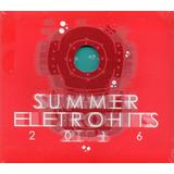 calvin harris-calvin harris Cd Summer Eletrohits 2016 Original Lacrado Frete R 1200