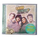 camp rock-camp rock Camp Rock 2 The Finel Jam Cd Com Cancoes Ineditas