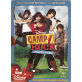 camp rock-camp rock Cd Dvd Camp Rock Versao Estendida
