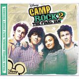 camp rock-camp rock Cd Lacrado Disney Camp Rock 2 The Final Jam Trilha Sonora Or
