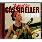cassia eller-cassia eller Cassia Eller Cd Rock In Rio Ao Vivo Novo Original Lacrado