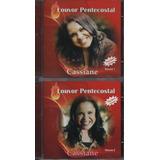 cassiane-cassiane Cd Cassiane Louvor Pentecostal Vol 1 E 2 Incluso Playback