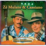 cassiane-cassiane Cd Ze Mulato Cassiano Dias Melhores