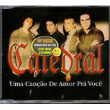 catedral-catedral Catedral Cd Single Entrevista Uma Cancao De Amor 2 Versoes