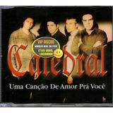 catedral-catedral Cd Catedral Entrevista Promocional Original Lacrado Raro