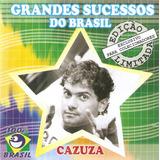 cazuza-cazuza Cd Cazuza Grandes Sucessos Do Brasil