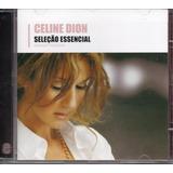 celine dion-celine dion Cd Celine Dion Selecao Essencial