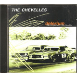 chevelle-chevelle Cd The Chevelles Delerium The Very Best Of original Novo