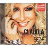 claudia leitte-claudia leitte Claudia Leitte Cd Sette Novo Original Lacrado
