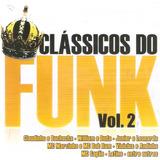 claudinho e buchecha-claudinho e buchecha Cd Classicos Do Funk Vol2