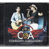 conrado e aleksandro-conrado e aleksandro Cd Conrado E Aleksandro Ao Vivo Em Curitiba