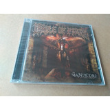cradle of filth-cradle of filth Cd Cradle Of Filth The Manticore And Other Horrors Lacra
