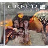 creed-creed Cd Creed Weathered lacrado