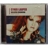 cyndi lauper-cyndi lauper Cd Cyndi Lauper Selecao Essencial Grandes Sucessos novo