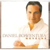 daniel-daniel Cd Daniel Boaventura Novelas
