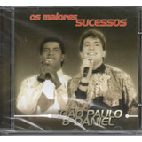 daniel-daniel Cd Joao Paulo E Daniel Os Maiores Sucessos