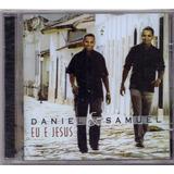 daniel e samuel-daniel e samuel Cd Daniel E Samuel Eu E Jesus