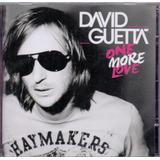 david guetta-david guetta Cd David Guetta One More Love