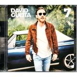 david guetta-david guetta Cd Duplo David Guetta 7