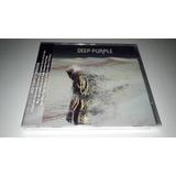 deep purple-deep purple Deep Purple Whoosh cd Lacrado