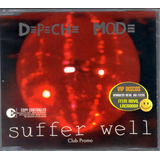 depeche mode-depeche mode Cd Promo Depeche Mode Suffer Well 11 Versoes Lacrado