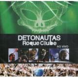 detonautas roque clube-detonautas roque clube Cd Detonautas Roque Clube Ao Vivo Rock In Rio