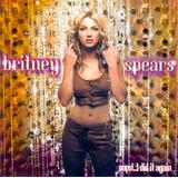 dido-dido Cd Lacrado Britney Spears Oops I Did It Again 2000