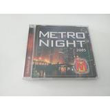 dj antoine-dj antoine Cd Metro Night 2005 Dj Antoine frete 500r