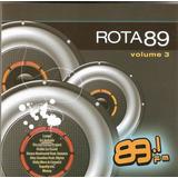 dj antoine-dj antoine Cd Rota 89 Volume 3 89fm Dj Antoine