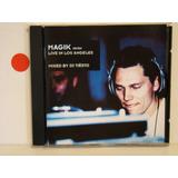 dj tiësto-dj tiesto Cd Magik Seven Live In Los Mixed By Dj Tiesto