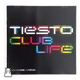 dj tiësto-dj tiesto Cd Tiesto Club Life Volume One Las Vegas Dj Tiesto Importado