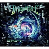 dragonforce-dragonforce Cd Dvd Dragonforce Reaching Into Infinity