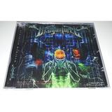 dragonforce-dragonforce Dragonforce Maximum Overload cd Lacrado