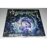 dragonforce-dragonforce Dragonforce Reaching Into Infinity cddvddigipak