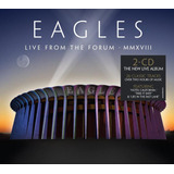eagles-eagles Cd Eagles Live From The Forum Mmxviii duplo 2 Cds