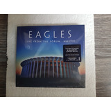 eagles-eagles Eagles Live From The Forum Digipack Blu Ray 2 Cds Lacr