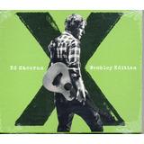 ed sheeran-ed sheeran Cd Ed Sheeran Wembley Edition